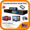Karaoke Player Hard Driver 6tb 100, 000 Karaoke Songs