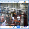 Cattle Carcass Lifting Machine Islamic Halal Abattoir Equipment
