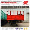 12 Meters Length Side Wall Open Tailgate Semi Trailer