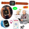 Hot 3G/WCDMA GPS Tracker Watch with Camera and Multipositioning Y19