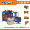 Full Automatic Qt4-15 Concrete Mixer Paver Machine Mould Hollow Block Machine