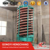 Benefication Processing Zircon Ore Spiral Chute Separator