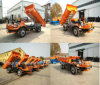 300t 12tons Mining Dump Truck Diesel Engine Driven