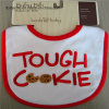Pure Cotton Easy Cleaning Embroidered Baby Bib