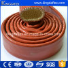 Oil and Water Resistant Fiberglass and Silicone Fire Sleeve