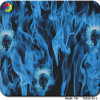 Tsautop 1m Tskq135-3 Flame and Skulls Water Transfer Paper