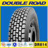 Doubleroad 12r22.5 Block Popular Pattern Truck and Bus Tyre (TBR tire) From China Tyre Factory Maxxis