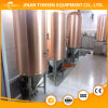 Electric/Steam/Direct Flame Heating 5bbl Red Copper Brewery Equipment