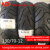 Factory Supplier Motorcycle Tyre/Tire with DOT ECE Inmetro 130/70-12