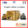 Stone Processing Machinery with Triple RO Crusher for Fine Crushing