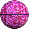 Neon Color High Quality Rubber Basketball