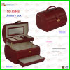 Wood Pattern Shape Jewelry Gift Set Box for Cosmetic (5448)