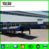 Low Price 3 Axle 60 Tons Low Bed Semi Trailer