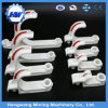 PVC Communication Power Cable Hanging Plastic Hook