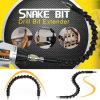 Snake Bit Drill Bit Extender