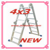 Heavy Version Aluminium Multi-Function Folding Ladder /Ladder Aluminium Price