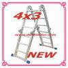 Heavy Version Multi-Function Folding Ladder with En131/SGS Certificate (4X2 4X3)