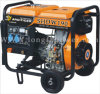 5kw Diesel Welding Generator with CE Soncap Ciq (SHW190)