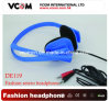 Fashional Stereo Earphone with Mic (DE119)
