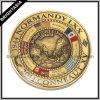3D Customized Challenge Souvenir Metal Coin (BYH-10815)