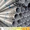 Gi Pipe /Pre Galvanized Pipe with Welded Line Removed