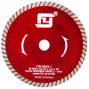Supper Turbo Dry Cutting Red Blade for Hard Granite