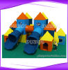 Kids Amusement Park Plastic Playground with Latest Design