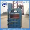 Waste Carton Paper /Plastic Pet Bottle Baler Machine