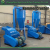 Diesel Powered Crusher Hammer Mill for Grinding Straw Wood Chips Rice Husk