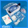 PVC Manual Resuscitator Bag for Adult or Infant or Pediatric