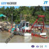 14 Inch Hydraulic Cutter Suction Dredger with 2000m Pipe 350mm