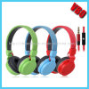 Colorful Wired Headphone with Microphone for Mobile, Smart Phone (VB-9336D)