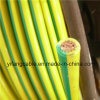 Electric Wire 450/750 V Flexible Cu/PVC with Green Strip (BS 6004)