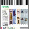Colorful Wire Mesh Locker Shelf