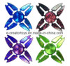 Fashionable Aluminium Alloy Hand Spinner Triangle Crab Shape in Hot Selling