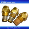 Brass Injector Fuel Oil Nozzles