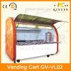 Mobile Food Cart for Sales, Crepe Cart/Street Food Vending Cart for Sales, Hot Dog Cart/Mobile Food Trailer