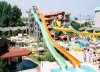 Commercial Long Slide Water Park
