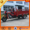 Heavy Loading Double Four Rear Tyre 3 Wheels Motorcycle