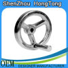 Cast Iron Handwheel with Chroming Surface