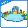 Hoting Sales Inflatable Amusement Park Water Aqua Park for Beach