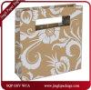 Flower Kraft Eco Mod Bags Jingli Paper Package Jingli Paper Gift Bags Jingli Shopping Paper Bags