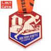 Manufacturer Superior Quality Custom Metal Sport Medal Product