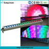 Outdoor 18PCS 10W RGBW LED Wall Washer Light