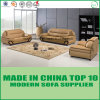 American Style Modern Office Leather Sofa Set