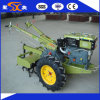 2 Wd Hand Walking Mini Power Tiller Tractor