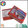Clear Window Two Pieces Setup Cardboard Paper Gift Packaging Box