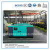 100kw 125kVA Silent Soundproof Enclosed Generator with Nantong Engine 6135ad