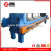 Automatic Cast Iron Chamber Steel Filter Press Manufacturer Price
