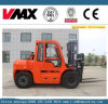 7 Ton Diesel Engine Powered Pallet Forklift Truck with CE Standard